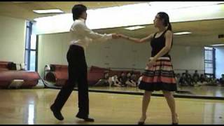 Stuyvesant Ballroom Dancing: Kevin and Jennifer (Waltz)