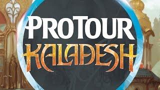 Pro Tour Kaladesh Round 16 (Standard): Tyler Hill vs. Carlos Romao (Plus Top 8 Announcement)