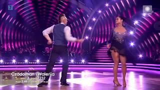 Dancing With the Stars. Taniec z Gwiazdami 9 - Odcinek 2 - Czadoman i Lera