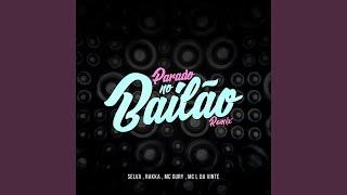 Selva Mc L Da Vinte  Mc Gury Parado No Bailão Feat Rakka Remix