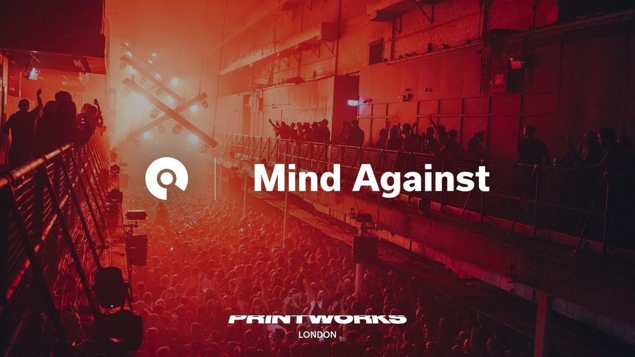 Mind Against - Live @ Printworks Issue 002 Opening 2017