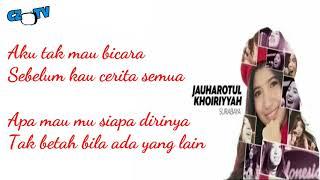 JK Indonesian Idol - YANK Lyrics
