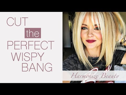 How To Get The Perfect Whispy Bangs Mp3