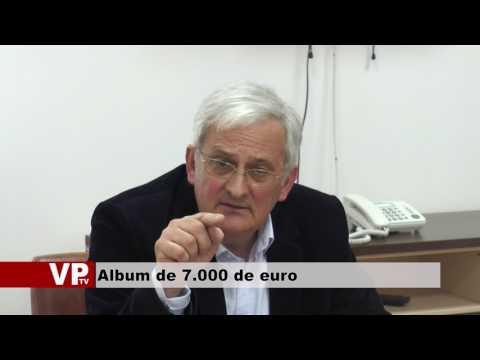 Album de 7.000 de euro