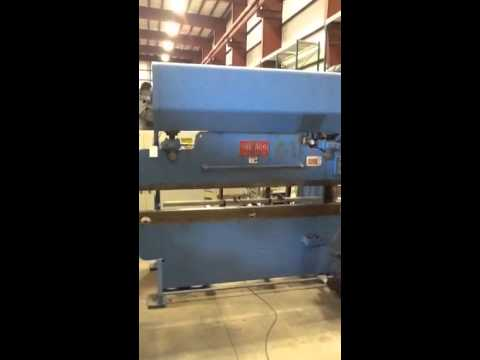 90 TON CHICAGO DREIS  & KRUMP MECHANICAL PRESS BRAKE