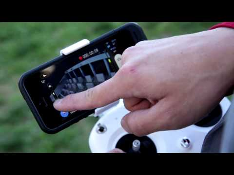 DJI - Introducing Ground Station for the Phantom 2 Vision Series