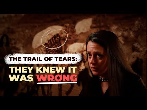 The Trail of Tears: They Knew It Was Wrong