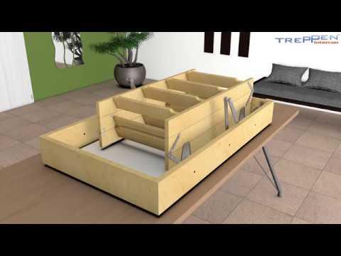 Einbauvideo Bodentreppe Intercon Perfect