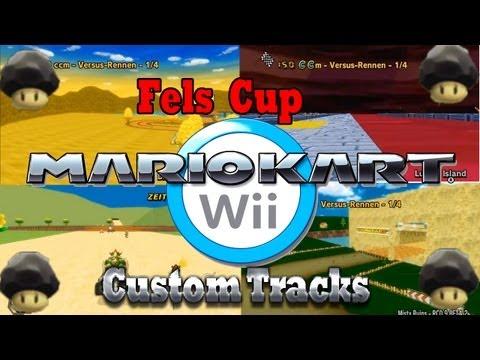 Tracks kart mario wii custom download revolution grand prix