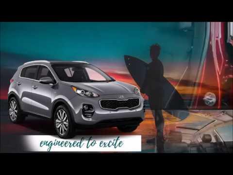 New 2020 Kia Sportage EX FWD