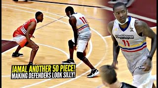 Jamal Crawford Drops ANOTHER 50 Points While EMBARRASSING The Defender!!