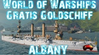 Koning Albert code for World of Warships best code ever