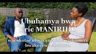 Témoignage d'Eric MANIRIHO, rescapé des crimes et génocide commis contre les Hutu par le FPR