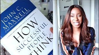 HOW SUCCESSFUL PEOPLE THINK BY JOHN C. MAXWELL - BOOK REVIEW | Style With Substance