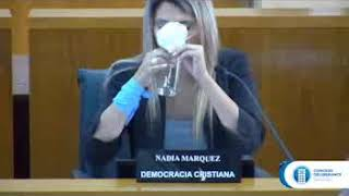 Nadia Marquez Homenaje a Jesús