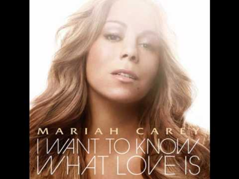 Mariah Carey - I Wanna Know What Love Is (Instrumental)