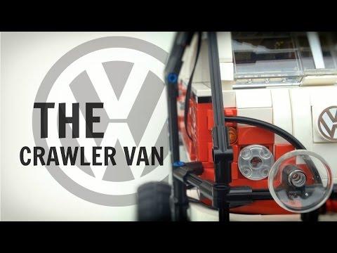 Lego Technic VW Crawler Van