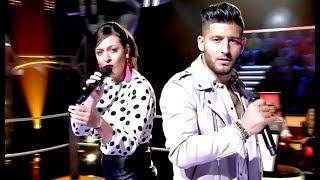 """Loukas vs. Anabel: """"La Boheme"""" – Las Batallas - La Voz 2017"""