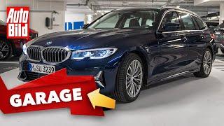 [AUTO BILD] BMW 3er Touring G20 (2021) | Der 3er im AUTO BILD-Garagen-Check