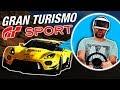Gran Turismo Sport En Realidad Virtual Ps4 Pro Y Psvr G