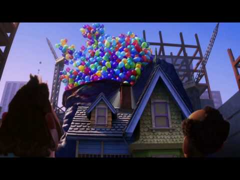 Up - Official Pixar Trailer HD 1080p (2009)
