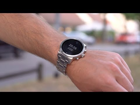 Konkurrenzlos gut! - Fossil Q Explorist Smartwatch (Review)