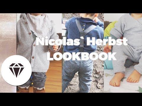 Herbst LOOKBOOK für Kleinkinder I Kinder Fashion by Nela Lee #werbung
