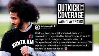 Jason Whitlock - Colin Kaepernick Ruins 4th Of July With Uninformed Tweet