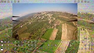 Long Range 3 Km (6 tot) - RunCam Split 3 nano - 5 inch drone