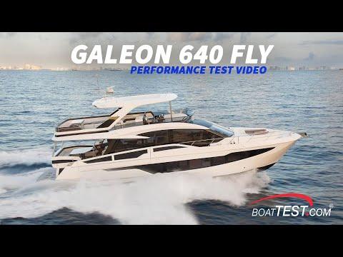 2019 Galeon                                                              640 Fly Image Thumbnail #1