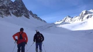 Skihochtour Längentaler Weißer Kogel 3217 m