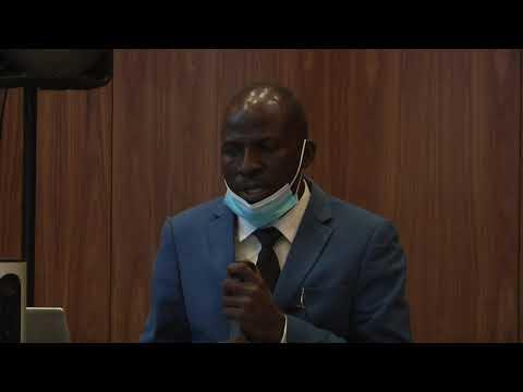Symposium DPS : Allocution Directeur Général du Plan et de la Prospective, Niger