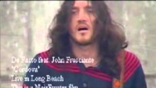 De Facto & John Frusciante   Cordova 2002 08 18 Long Beach
