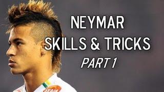 Neymar Jr | Skills, Tricks & Goals | Part 1| 2013 HD