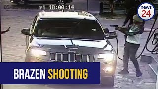 Brazen shooting at Caltex garage in Delft, C.Town