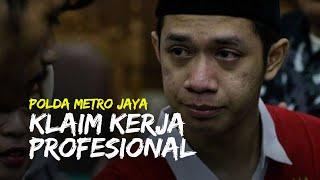 Luthfi Si Pembawa Bendera Mengaku Dianiaya Penyidik, Polda Metro Jaya: Kami Kerja Prefesional