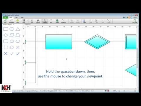 ClickCharts tutorial