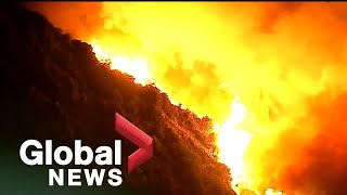 Southern California Apple Fire Forces Nearly 8,000 To Evacuate