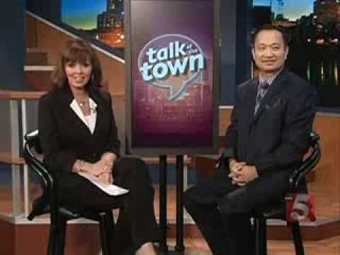 Video Library - Ch 5/CBS Talk of Twon: 3D Forever Young Lens
