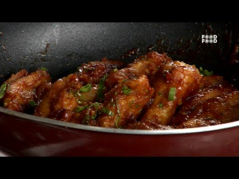 Download Crisp Chicken Wings - Tea Time Mp4 HD Video and MP3