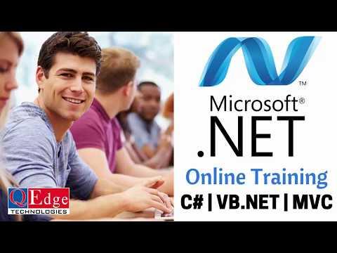 Microsoft Dot Net Training | .NET Online Training | Tutorials for ...