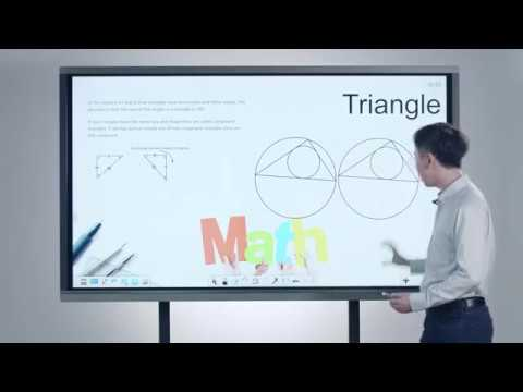 Maxhub Interactive Board For Teaching 75