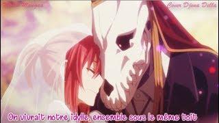 Nightcore French   Amv   ♪ Mon Coeur Est à Toi   Djena Della  ♪ + Paroles HD