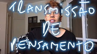Ana Gabriela   Transmissão De Pensamento (cover) Melim