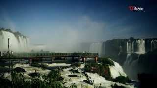 preview picture of video 'Isso é Foz do Iguaçu   Revista 100 Fronteiras'