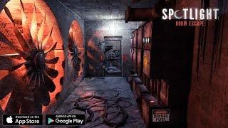 Spotlight: Room Escape Official Walkthrough Chapter 1 - Level 5   Level 5