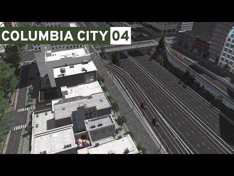 Sunken Highway - Cities Skylines: Columbia City #4