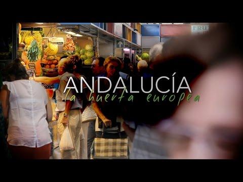 Fotograma del vídeo: Andalucia, la Huerta europea
