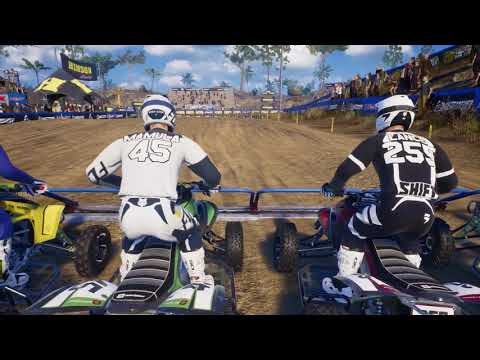MX vs ATV All Out Anniversary Edition - Teaser thumbnail