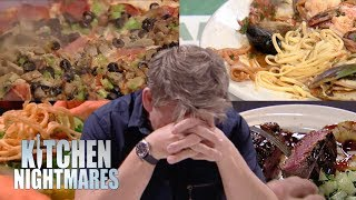 The Most DISGUSTING FOOD EVER on Gordon Ramsay